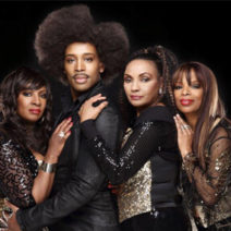 Boney M Show by B-Ladies feat Orlando