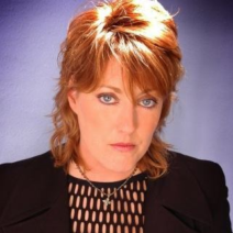 Katrina Leskanich (former Katrina & The Waves)
